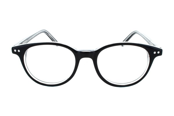 Lennon L3006 Eyeglasses - Black