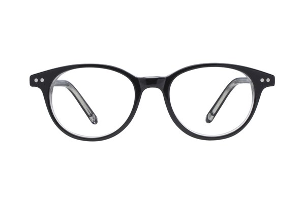 Lennon L3006 Black Eyeglasses