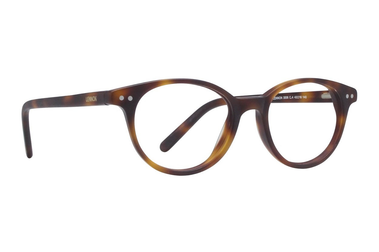 Lennon L3006 Tortoise Eyeglasses