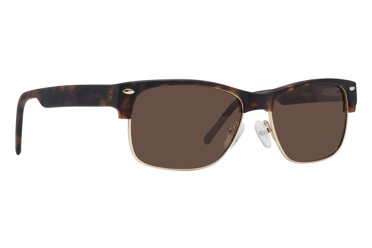 Lennon 3003S Polarized Tortoise Sunglasses