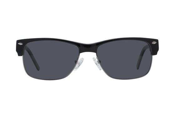 Lennon 3003S Polarized Black Sunglasses