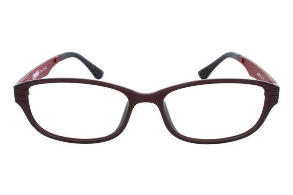 Ultra Tech UT 112 Eyeglasses - Wine