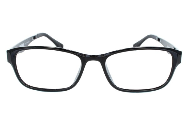 Ultra Tech UT 113 Eyeglasses - Black