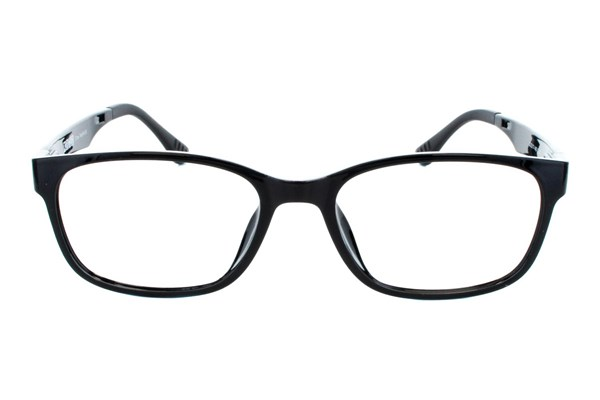 Ultra Tech UT 115 Eyeglasses - Black