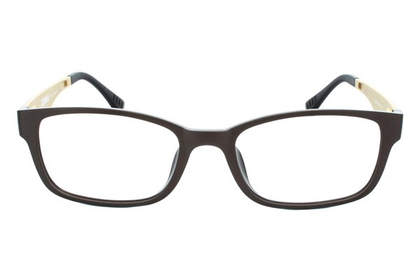 Ultra Tech UT 117 Eyeglasses - Brown