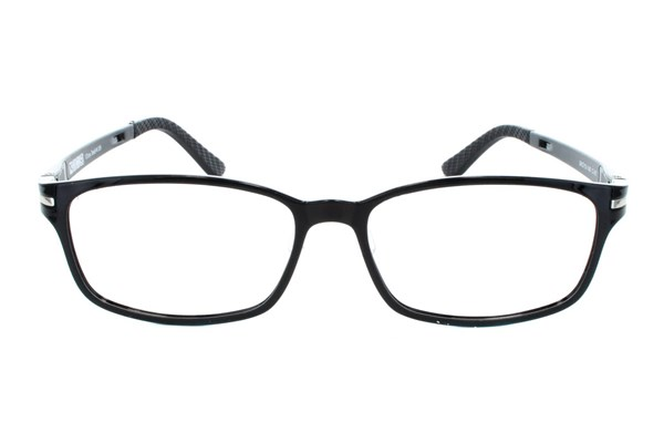 Ultra Tech UT 119 Eyeglasses - Black