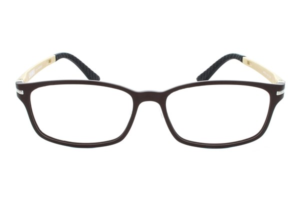 Ultra Tech UT 119 Eyeglasses - Brown