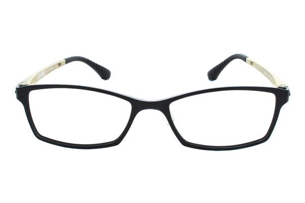Ultra Tech UT 120 Black Eyeglasses