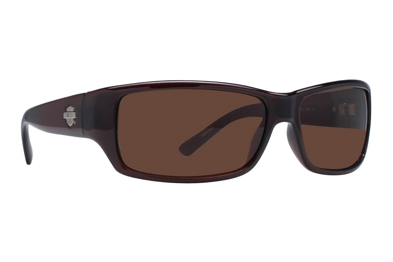 Harley Davidson HDX 860 Brown Sunglasses
