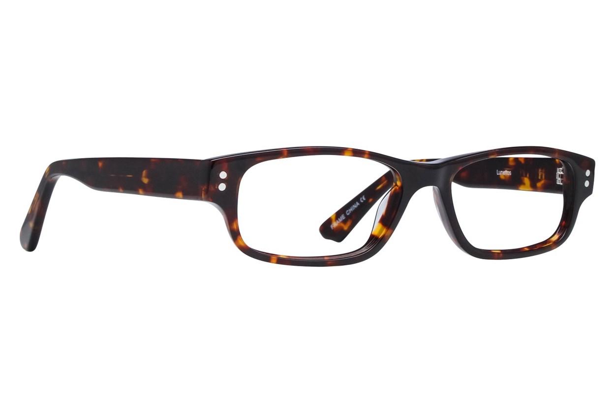Lunettos Carter Tortoise Eyeglasses
