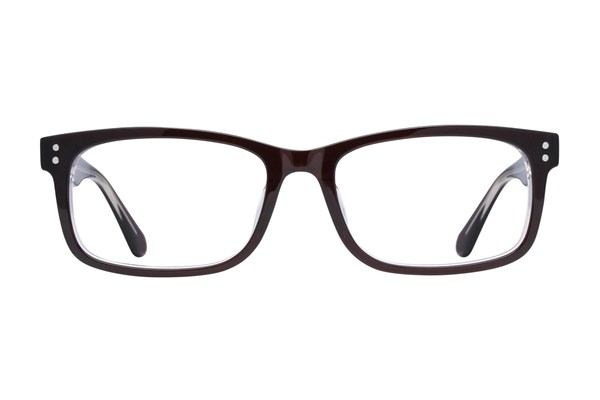 Lunettos Christopher Eyeglasses - Brown