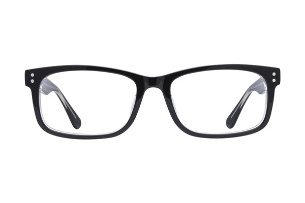 Lunettos Christopher Eyeglasses - Black