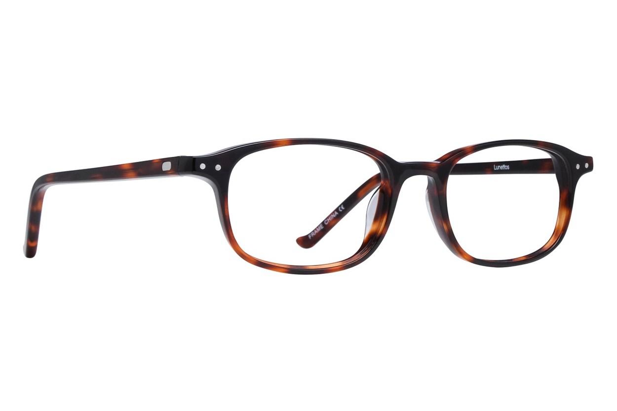 Lunettos Cullen Tortoise Eyeglasses