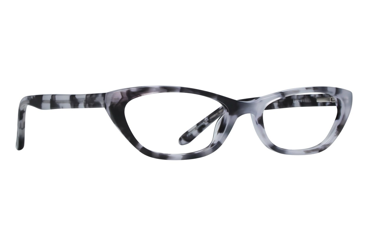 Lunettos Emily Gray Eyeglasses