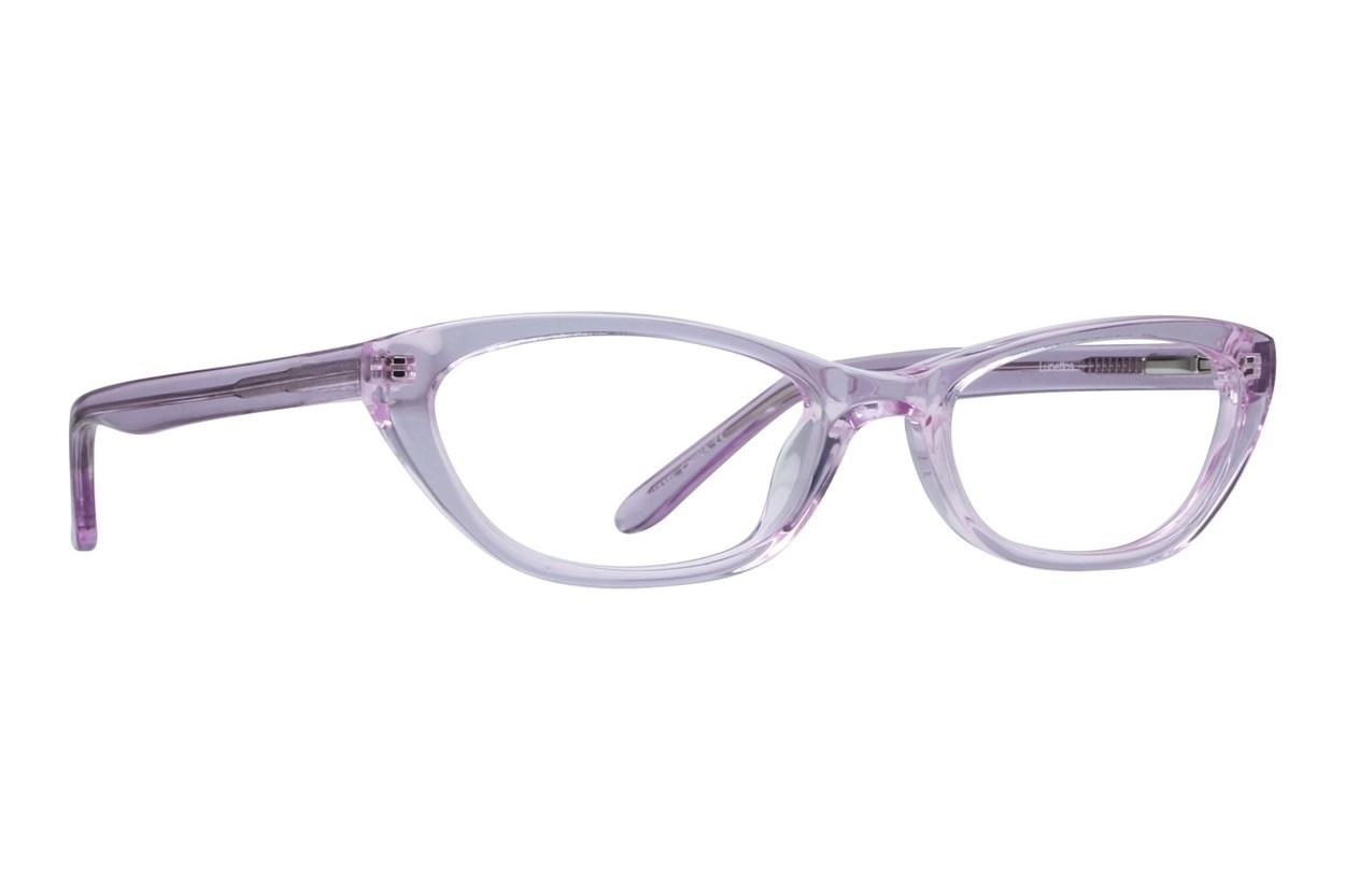 Lunettos Emily Pink Eyeglasses