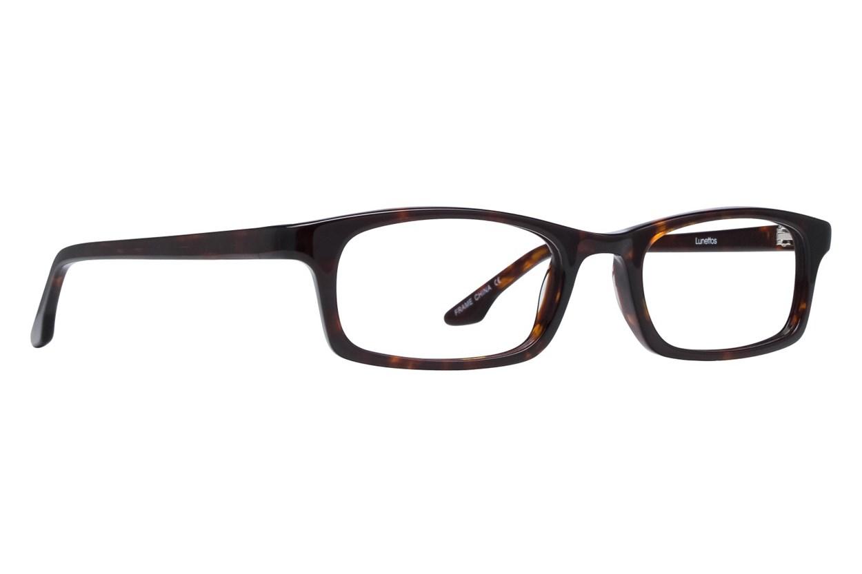 Lunettos Amy Tortoise Eyeglasses