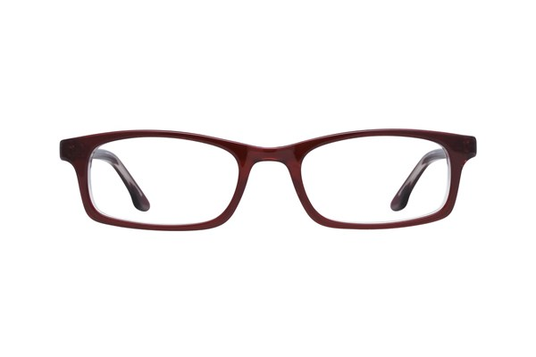 Lunettos Amy Eyeglasses - Wine