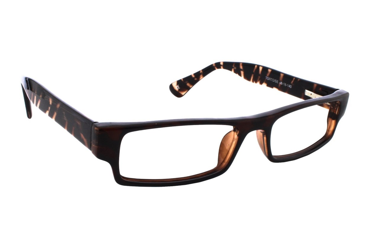 Lunettos Phillip Tortoise Eyeglasses