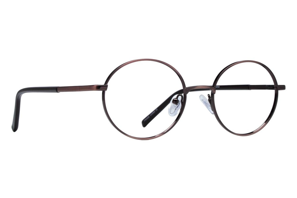 Lunettos Winston Brown Eyeglasses