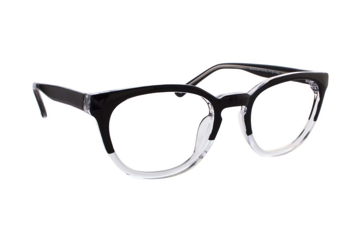 Lunettos Michael Eyeglasses - Black
