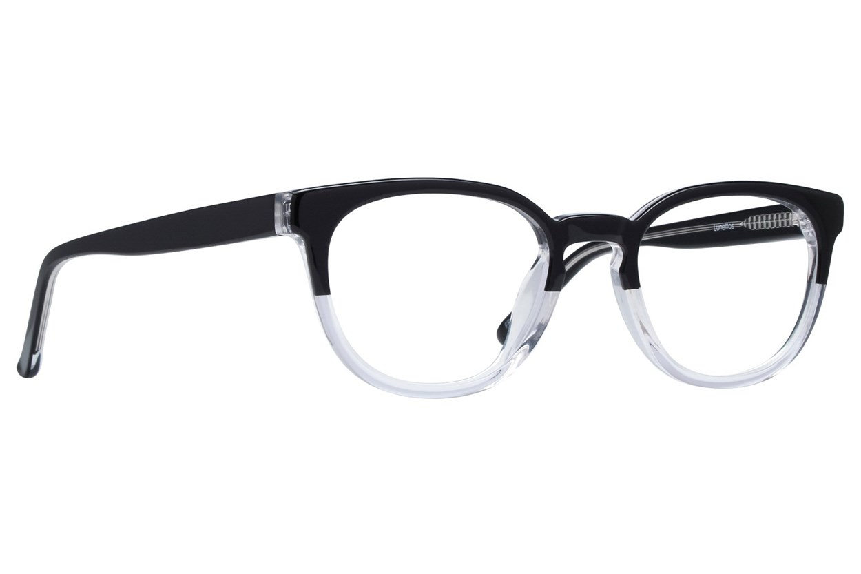Lunettos Michael Black Eyeglasses