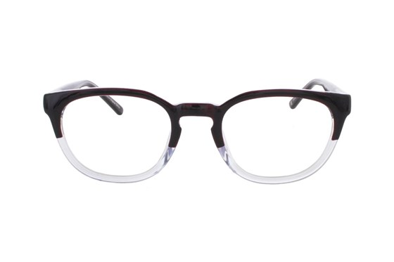 Lunettos Michael Red Eyeglasses