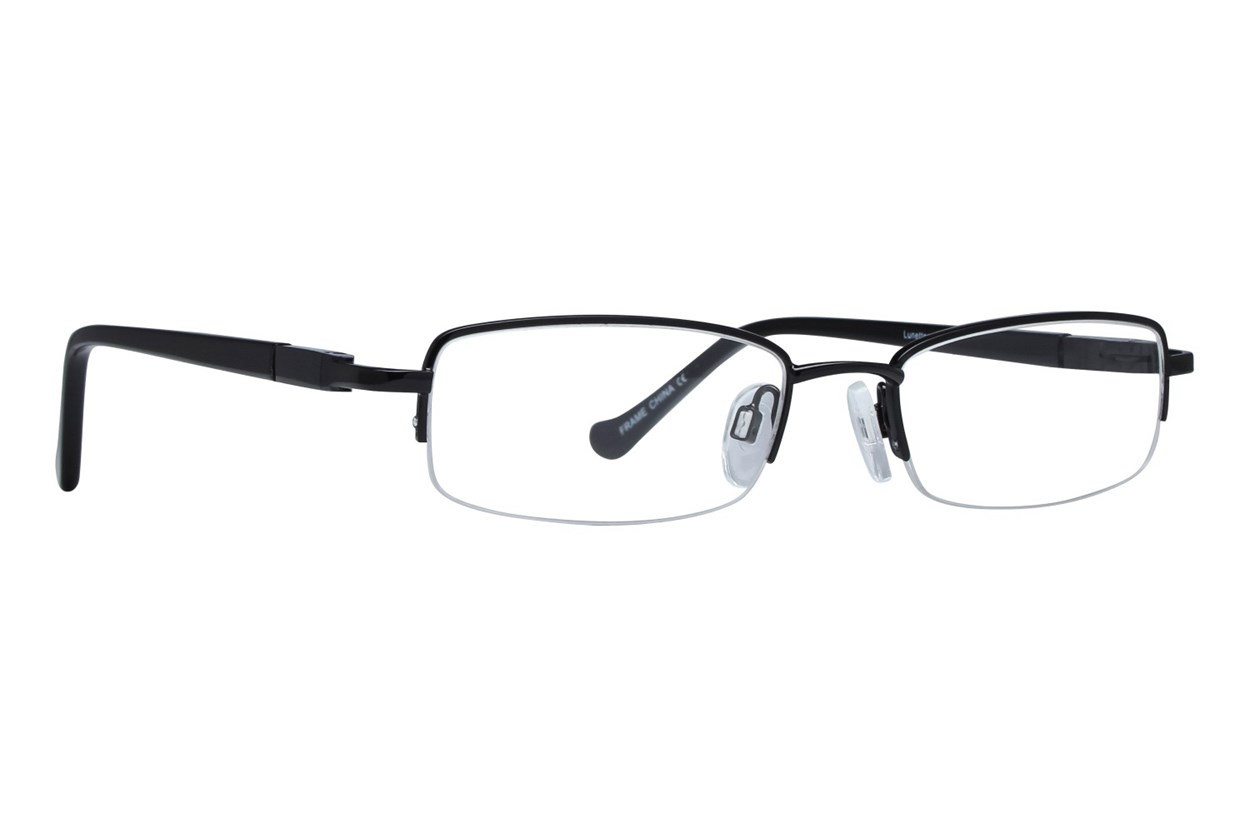 Lunettos Robert Eyeglasses - Black