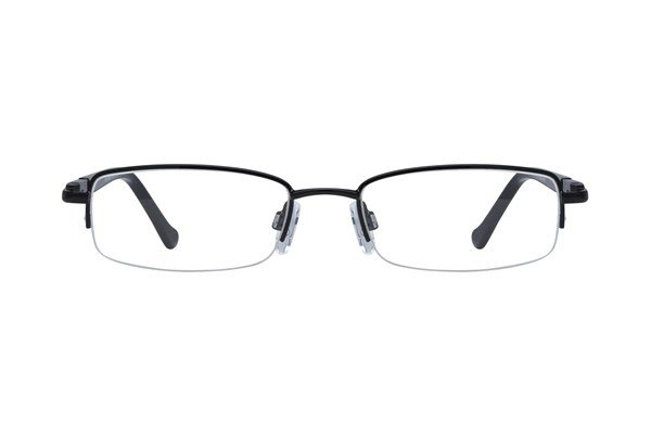 Lunettos Robert Black Eyeglasses