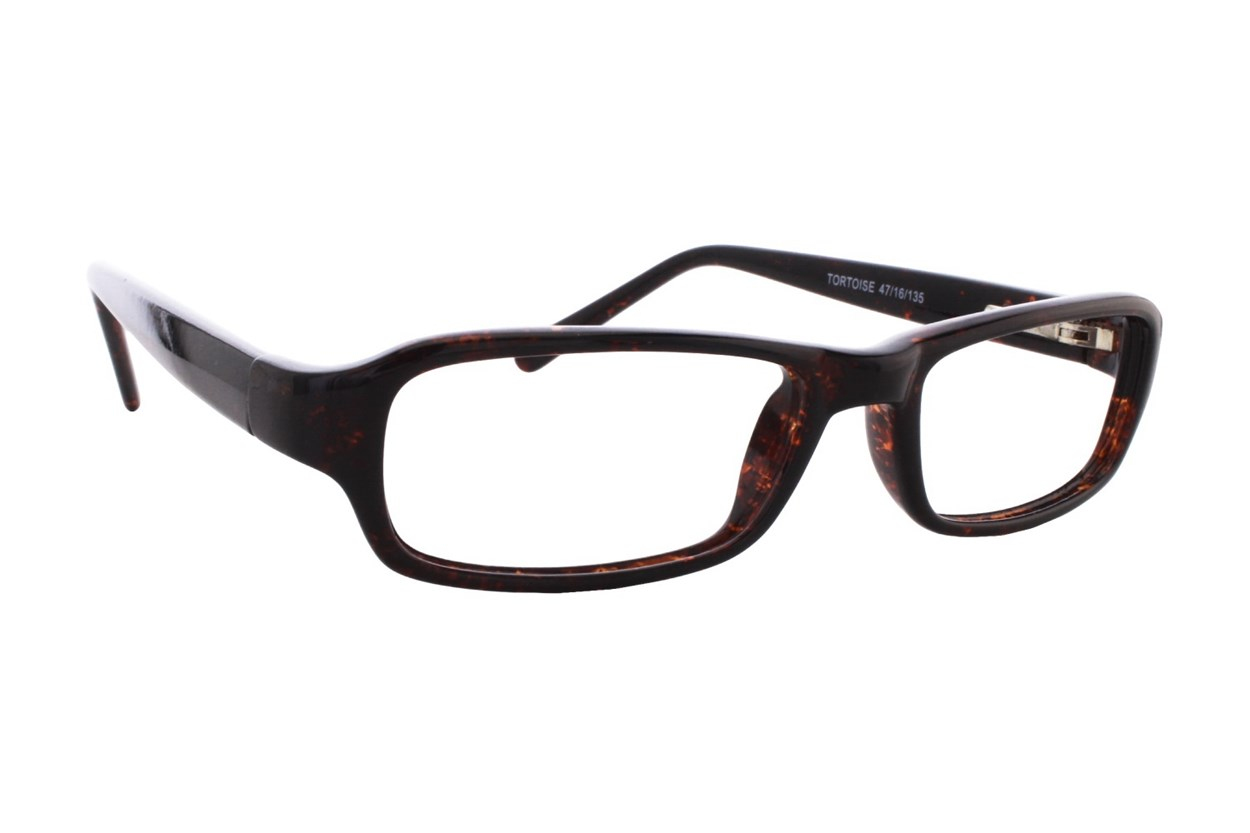 Lunettos Samuel Tortoise Eyeglasses