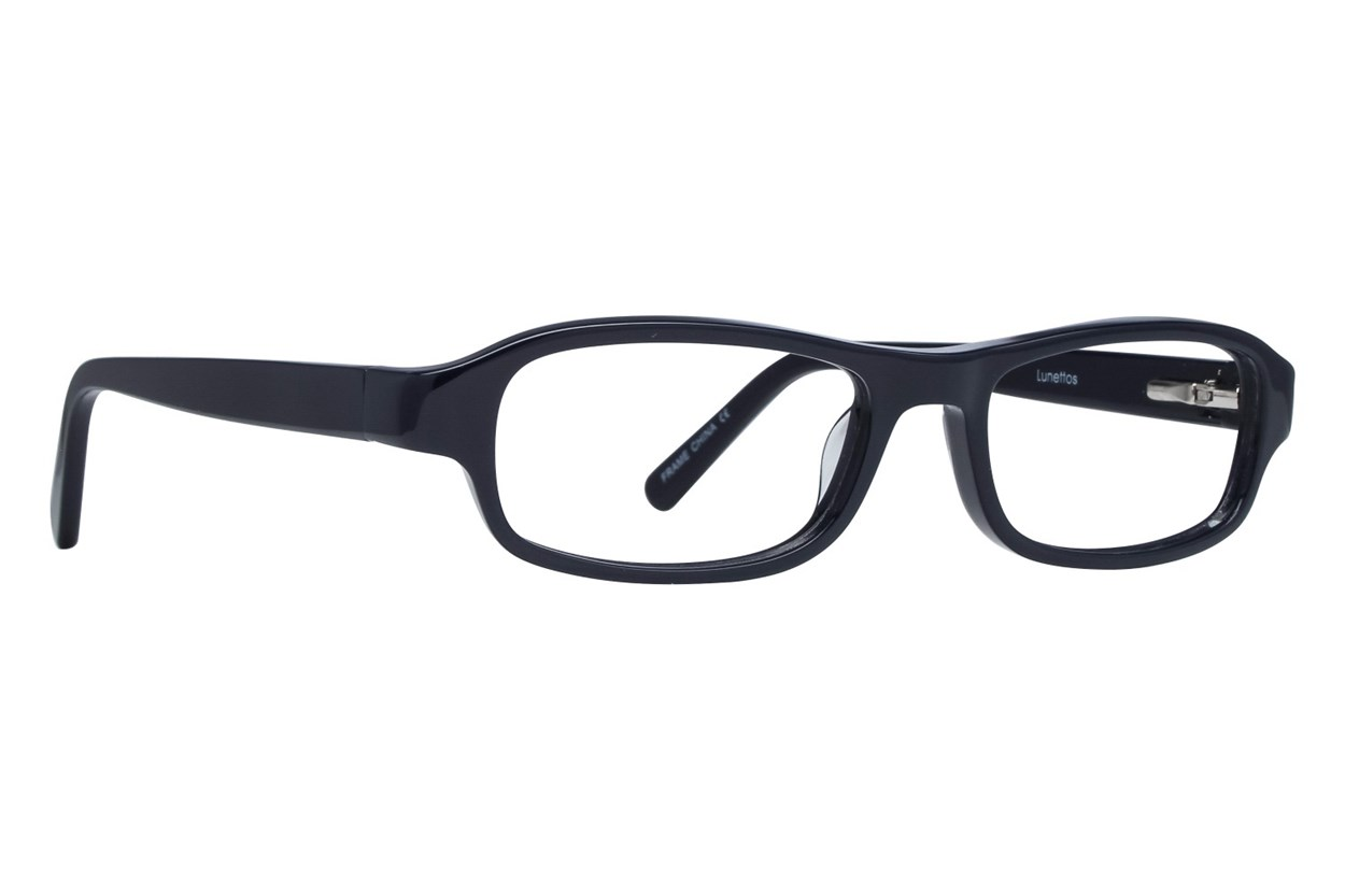 Lunettos Samuel Blue Eyeglasses