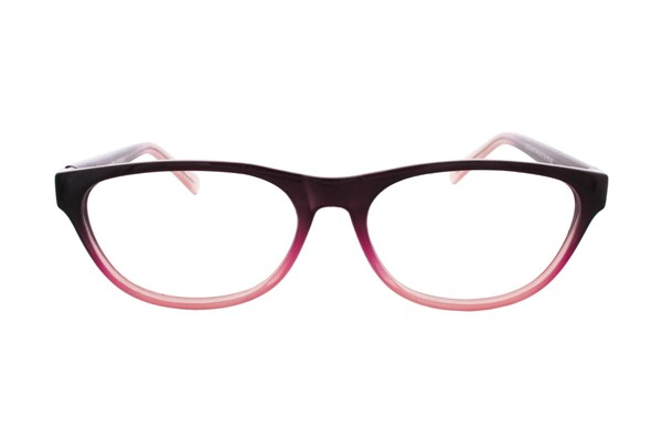 Lunettos Stephana Eyeglasses - Red