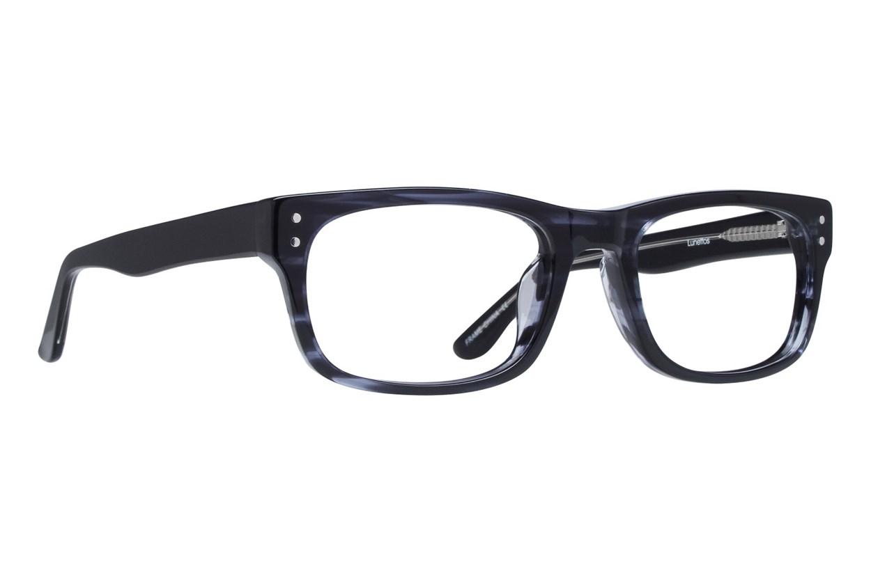 Lunettos Brian Gray Eyeglasses