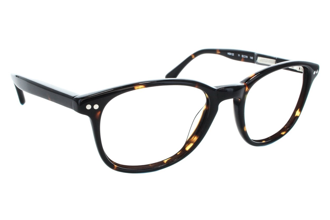 Hackett London Bespoke HEB122 Eyeglasses - Tortoise