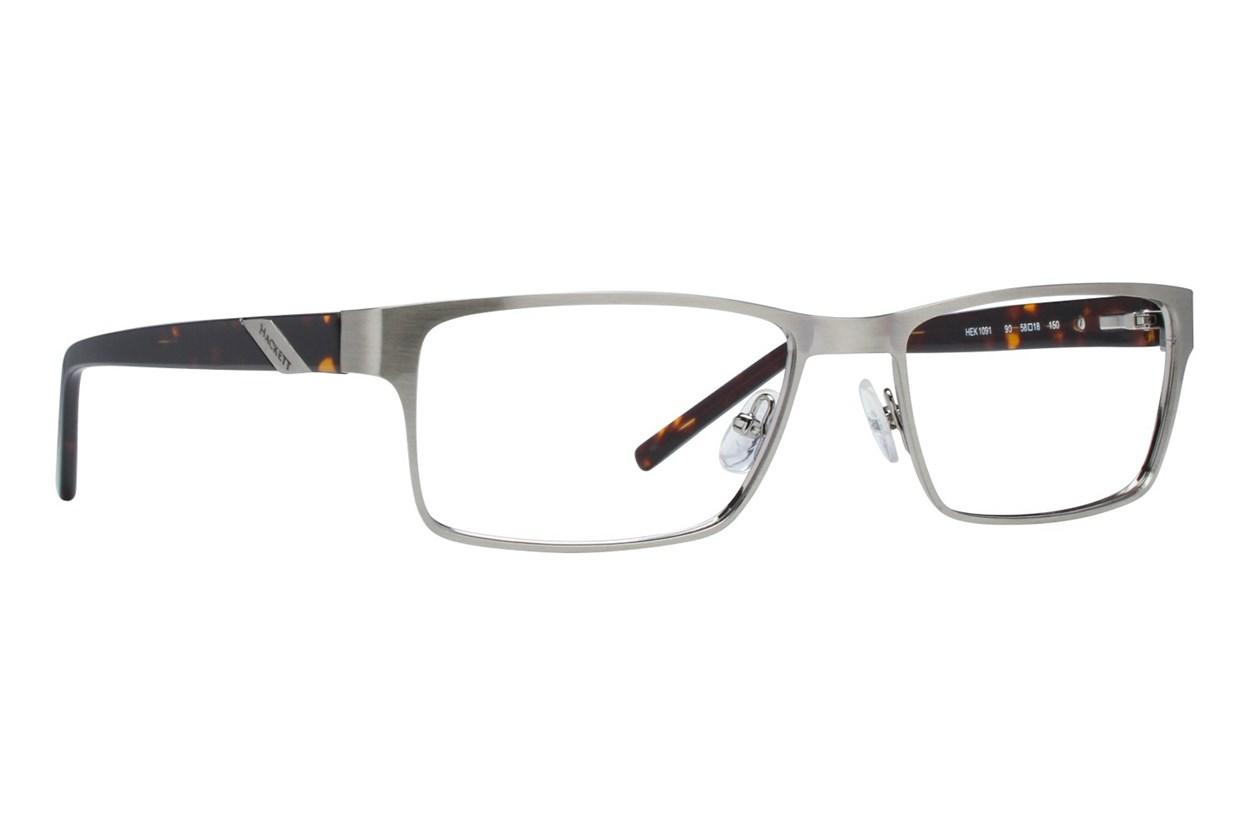 Hackett London Large Fit HEK1091 Gray Eyeglasses