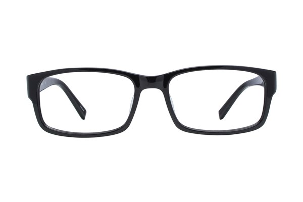 Hackett London Large Fit HEK1103 Black Eyeglasses