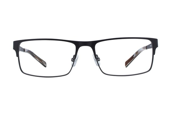 Hackett London Large Fit HEK1114 Eyeglasses - Black