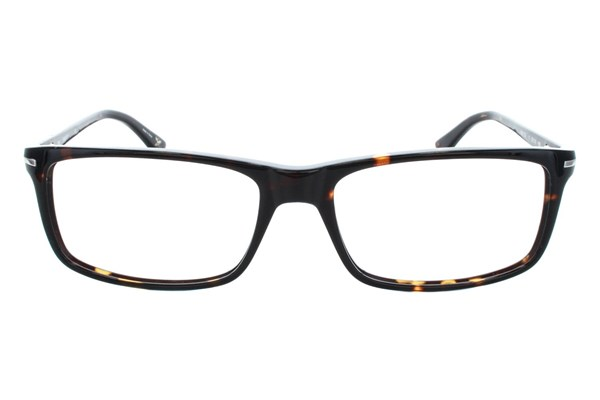 Hackett London Large Fit HEK1130 Eyeglasses - Tortoise