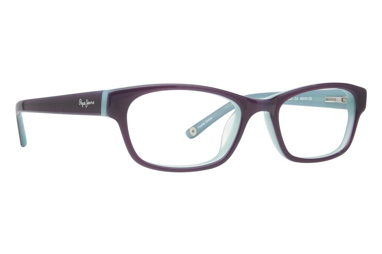 Pepe Jeans Kids PJ4021 Eyeglasses - Purple