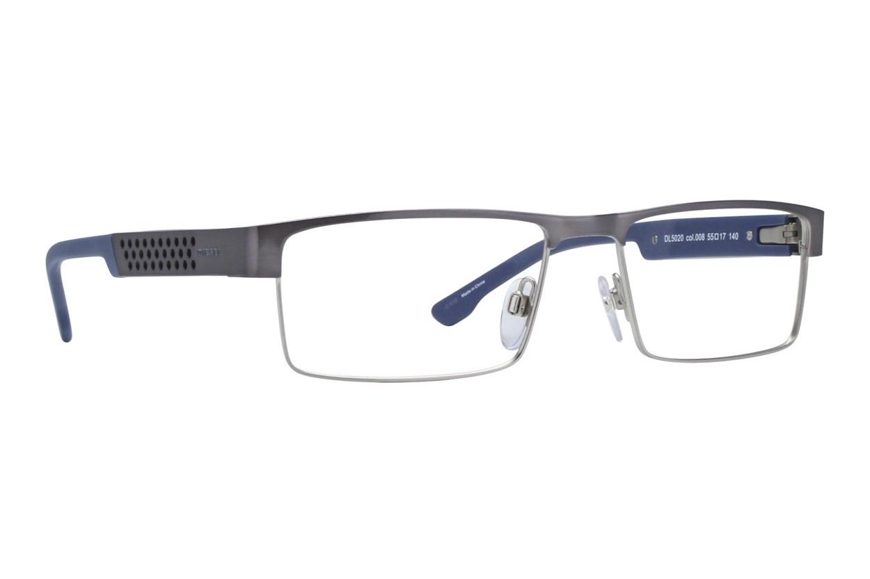 Diesel DL 5020 Gray Eyeglasses