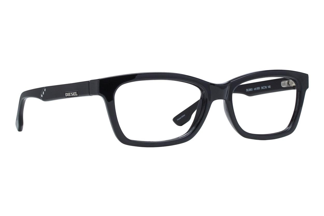 Diesel DL 5063 Black Eyeglasses