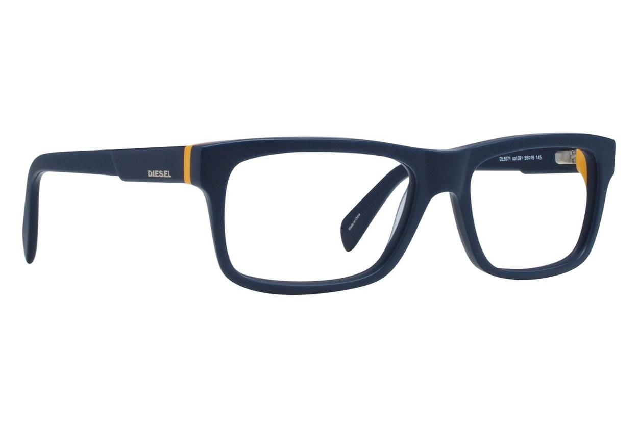 Diesel DL 5071 Blue Eyeglasses