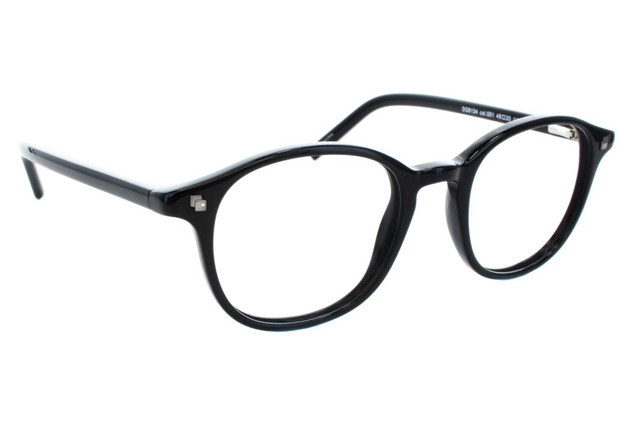 Dsquared2 DQ5124 Black Eyeglasses