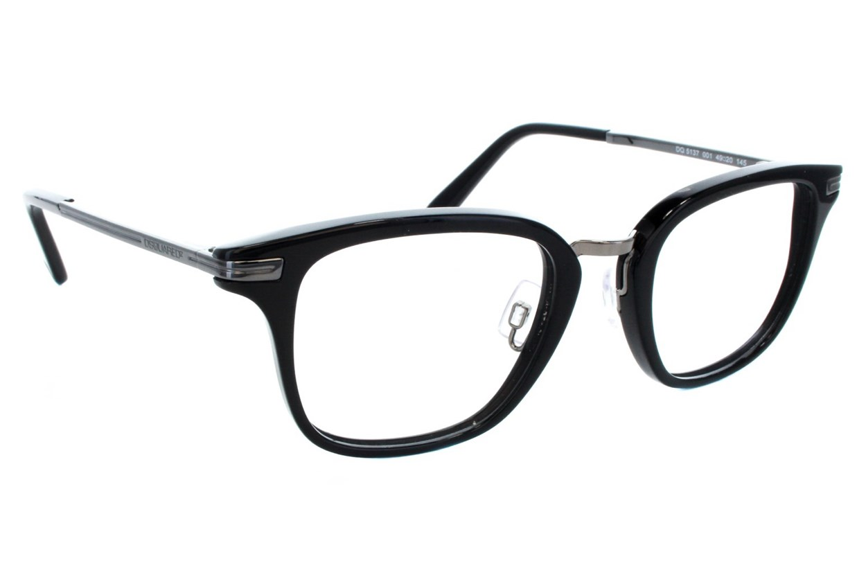 Dsquared2 DQ5137 Black Eyeglasses