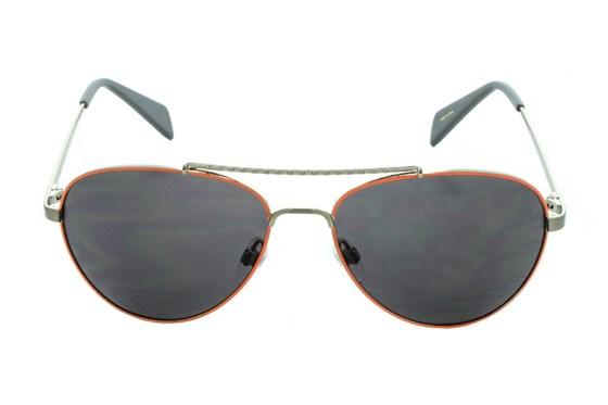 Diesel DL 0070 Silver Sunglasses