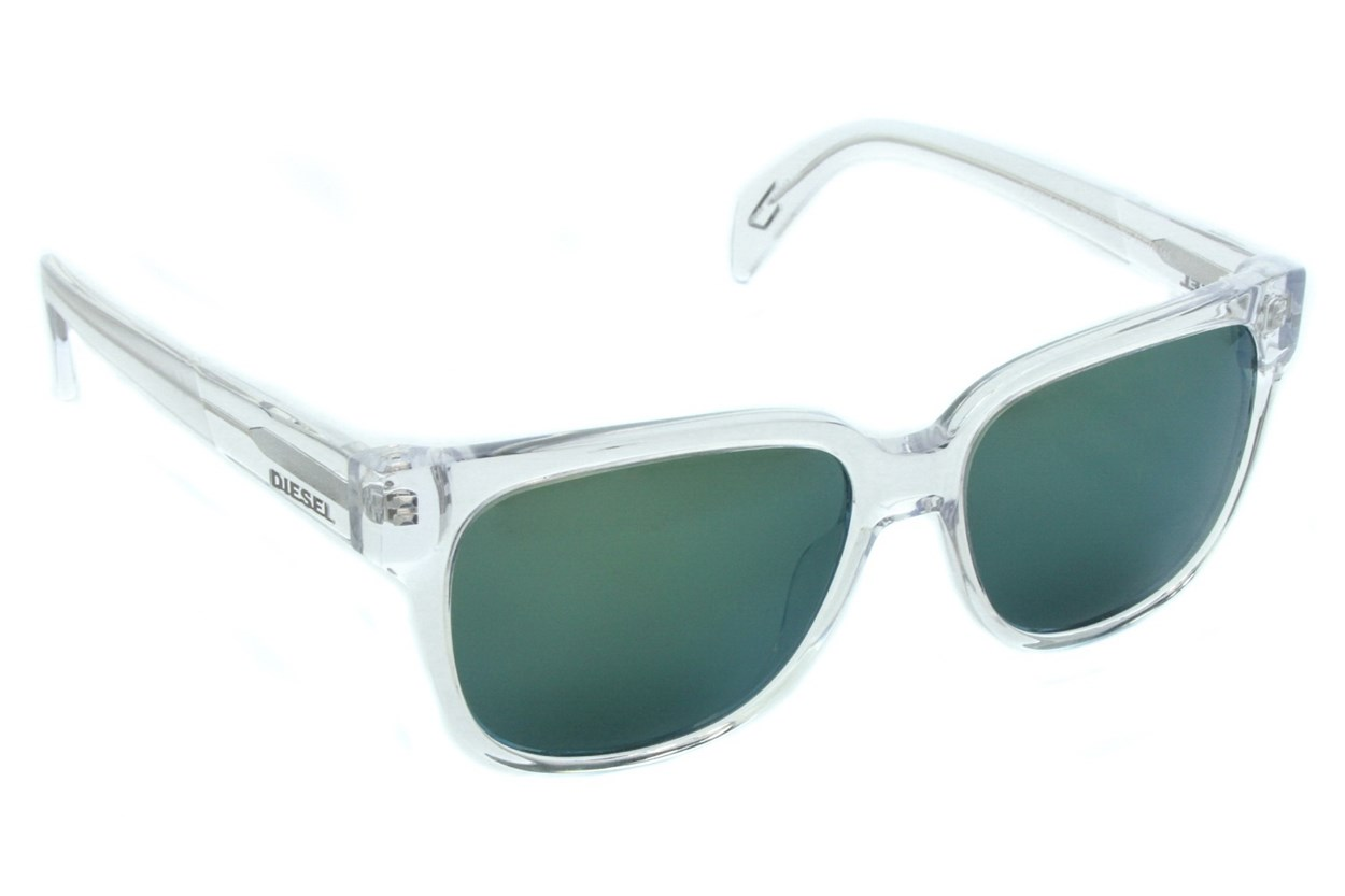 Diesel DL 0074 Sunglasses - Clear