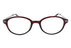 CalOptix Daria Reading Glasses Red
