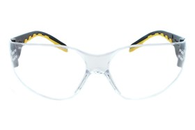 CAT Track Safety Eyewear Clear