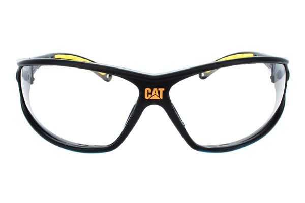 CAT Tread Safety Glasses Clear ProtectiveEyewear