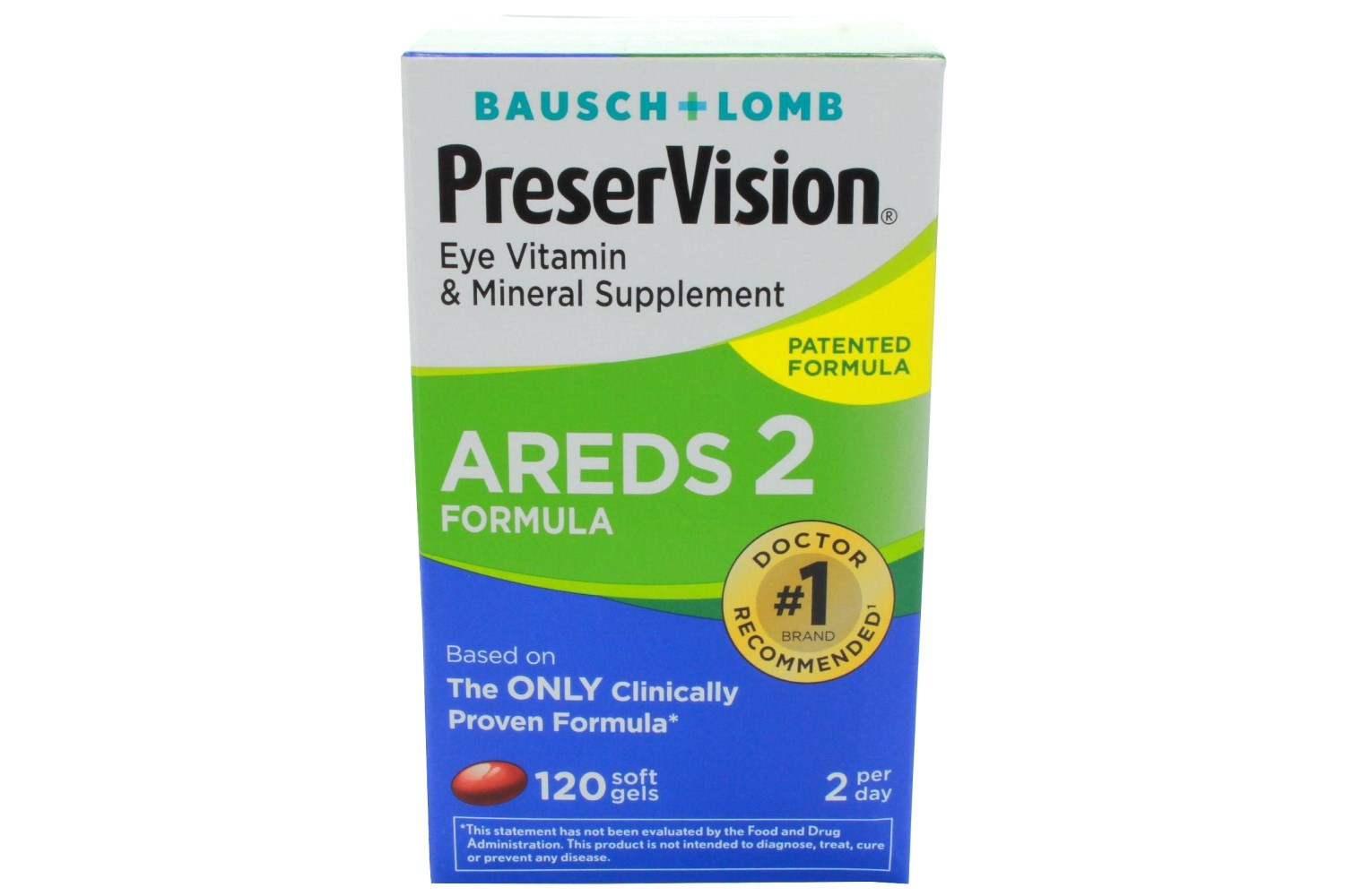 f33f3be51b PreserVision AREDS 2 Formula (120 ct.) - TechnoReadingGlasses
