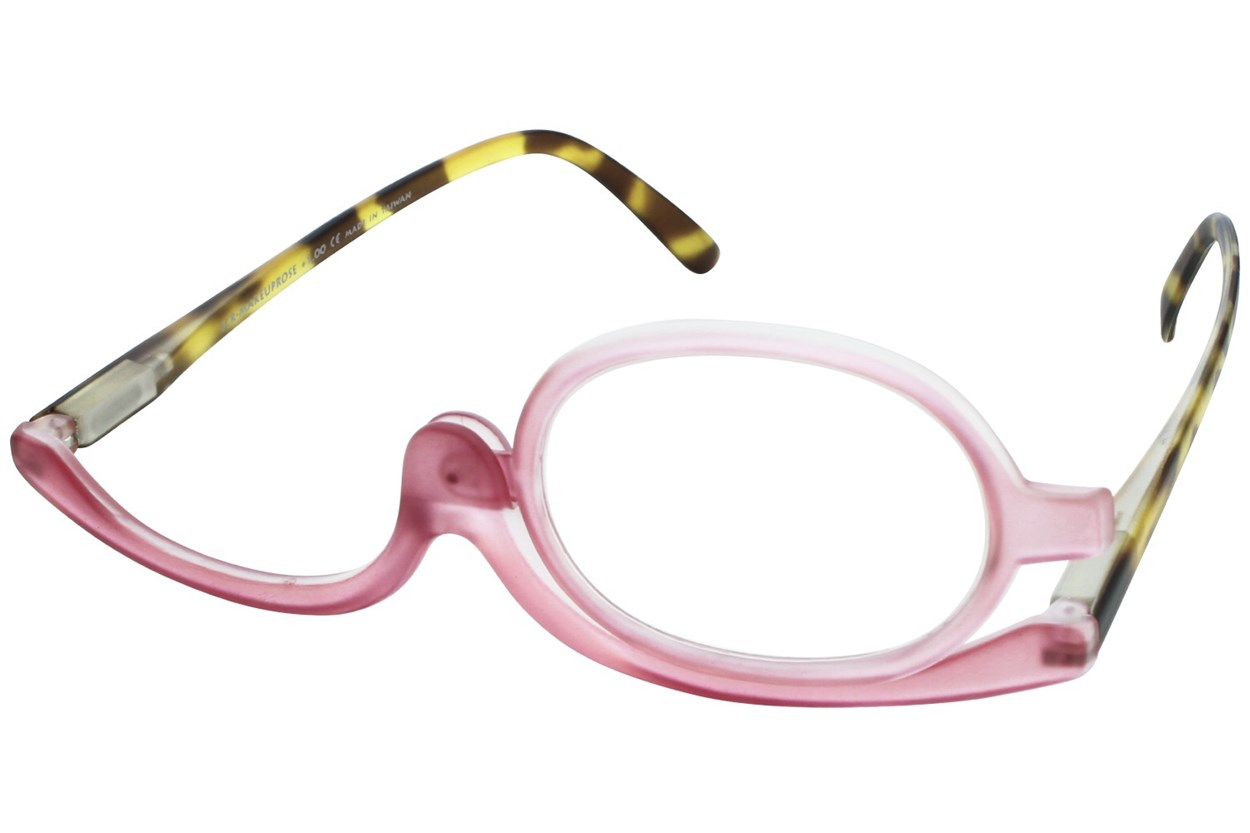 I Heart Eyewear Make-up Reader Pink ReadingGlasses